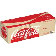 Coca Cola Vanilla Flavoured Usa Drink 355 Ml (Pack Of 24 )