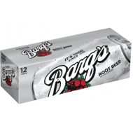 Barqs Root Beer Usa Imports 12oz 355ml 12 Pack American