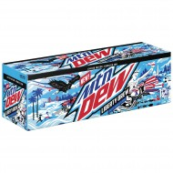 Mountain Dew Liberty Brew Limited Edition 12 Fl Oz 335ml12 Cans American