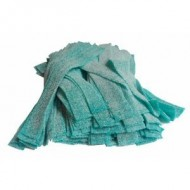 YUMMY GUMMY FIZZY BLUE RASPBERRY BELTS HALAL150 PIECES Full Tub