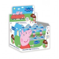 Peppa Pig MILK Chocolate Egg WITH SURPRISE Egg 20 g (Pack of 12)