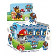 Paw Patrol MILK Chocolate Egg WITH SURPRISE Egg 20 g (Pack of 12)
