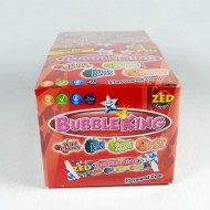 Zed Candy Bubble King Mixed Flavours 45 Pack