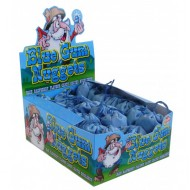 Blue Gum Nuggets  24 x 28g - Blue Raspberry