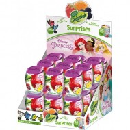 Disney Princess Surprise Fruitickles Capsules (Pack of 18)