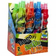 Rose Tango Splitz Fizz Fruit Flavour Liquid Candy Spray X12