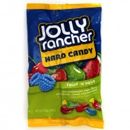 Jolly Rancher Hard Fruit 'N' Sour 184g Box Unit Count: 12