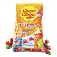 Chupa Chups The Best Of Lollipops 120 Assorted Party Bag Filler , Wedding Favours.