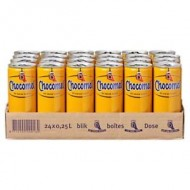 Chocomel Dutch Chocolate Drink 24 X 250ml Can