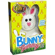 Giant Candy Gummy Bunny, 800 g FLAVOUR EASTER CANDY