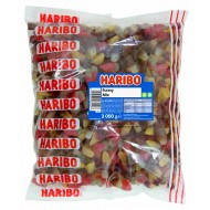 Haribo Funny Mix Fruit Flavour Gummy Sweets Suitable For Vegetarians 3kg