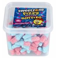 Sweeetzone Fizzy Bottles Hmc Halal 180g Tub X 12