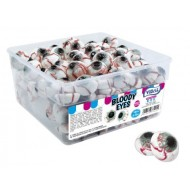 Vidal bloody Eyes Halloween Sweet tub 120 Sans GLUTEN