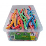 Heavenly Delights Fizzy Assorted Pencils Tub of 75 pcs *Halal HMC Certified