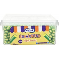 Vidal Apple Pencils (Pack of 1, Total 100 Pieces)