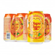 Chupa Chups Sparkling Orange 345ml Unit Count: 24