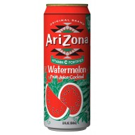 Arizona Watermelon 23 Fl Oz (695ml) 6 Cans